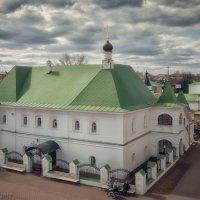 ВЕСНА В МОНАСТЫРЕ :: Sergey Komarov