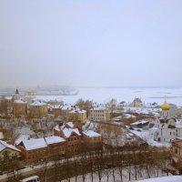 зимний город :: Наталья Сазонова