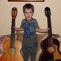 ростом с гитару :: Александр Прокудин