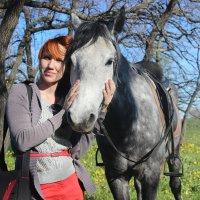 Я и лошадь :: Олеся Чубаренко