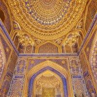 Золотая мечеть :: Сергей Рычков