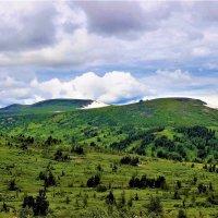 В горах :: Сергей Чиняев