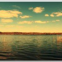 Ратомский залив :: Михаил Цегалко
