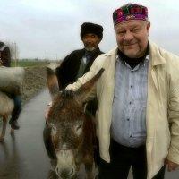 По дороге Самарканд - Бухара. :: Михаил Столяров