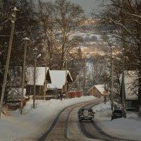 Воспоминание о зиме :: Светлана Коротких