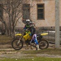 После тренировки :: Дмитрий Костоусов
