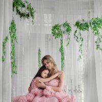 мама и дочь :: Наталия Квас