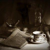 Вечернее чтиво. :: Валерия  Полещикова