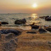 Сиамский залив. Тайланд. :: Rafael