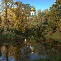 Феодоровский собор в г.Пушкин ( Царское село) :: Наталья