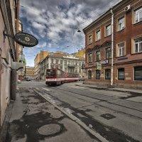 не парадный Петербург :: ник. петрович земцов