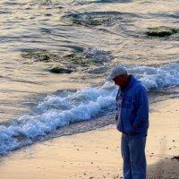 Старик и море. :: Пётр Беркун