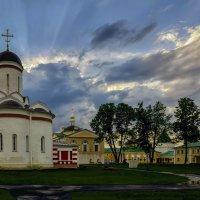 Николо-Пешношский монастырь :: Moscow.Salnikov Сальников Сергей Георгиевич