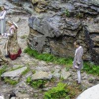 спектакль(Ромео и Джульета) в каменном городе. :: petyxov петухов