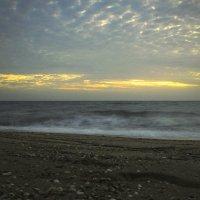 Перед рассветом...(Азовское море) :: владимир