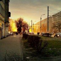Сияющий горизонт... :: Андрей Головкин
