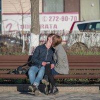 Теперь вижу что весна точно настала. :: Сергей Исаенко