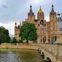 Шверинский замок (Германия, г. Шверин) :: Valentina M.