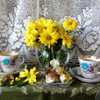 Кофе с конфетами... :: Тамара (st.tamara)