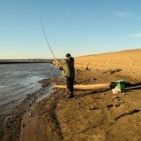 рыбак. открытие сезона. :: petyxov петухов