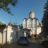 Днепропетровск, Храм Св. князя Александра Невского :: Татьяна Найдёнова