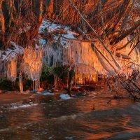 Апрель - подвески Снежной Королевы 4 :: Galina