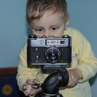 Начинающий фотограф. Первый уровень. :: Георгий