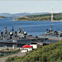 Североморск - Арктический форпост России :: Кай-8 (Ярослав) Забелин