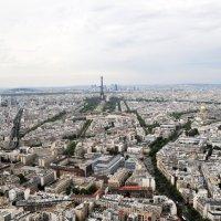 Увидеть Париж и...жить дальше! :: Валерий Подорожный