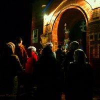 Вхождение в Храм :: Владимир Куликов