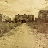 По старой дороге... :: Андрей Головкин
