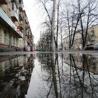 """""""Промокший город отразился в лужах..."""" :: Galaelina ***"""
