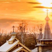 Огонь, сошедший с небес :: Павел Кочетов