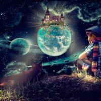 Принц и Лис. Свет волшебного замка :: Нина
