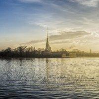 Просыпающийся город :: Александр Зенченко