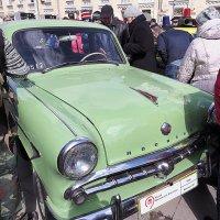 старое авто :: Олег Лукьянов