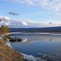 Весенние воды :: Евгений Карский