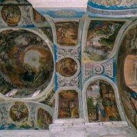 Роспись на куполе :: Сергей Цветков