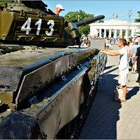 Наши на площади Нахимова... :: Кай-8 (Ярослав) Забелин