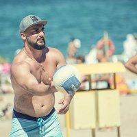 пляжный волейбол :: Лилия .