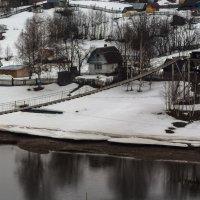 Река Косьва, Пермский край, Урал :: Александр Буторин