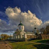 ... в лучах уходящего солнца... :: Александр Бойко