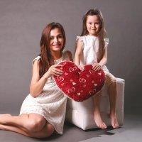 Лида и доча :: nadegda karpova