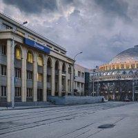 И опять Новосибирск :: Viacheslav Birukov