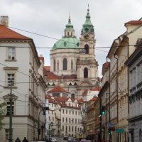 На улицах Праги. :: Марина Харченкова