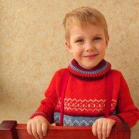 Малыш :: Анастасия Литвиненко