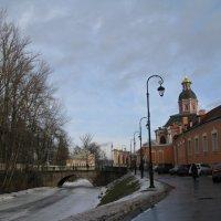 Река Монастырка. :: ТАТЬЯНА (tatik)