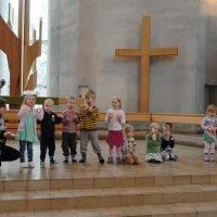 Kaleva Church.  Маленький концерт. :: Надя Кушнир