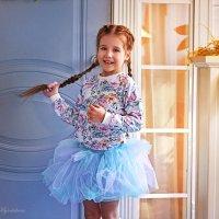 Детство :: Наталья Мячикова