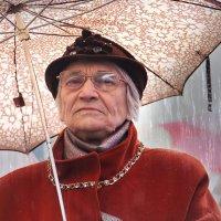 Под дождем :: Татьяна Панчешная